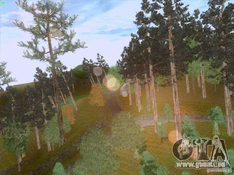 Wild Life Mod 0.1b pour GTA San Andreas dixième écran