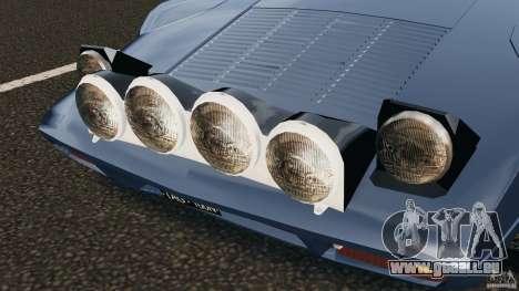 Lancia Stratos v1.1 für GTA 4 Seitenansicht