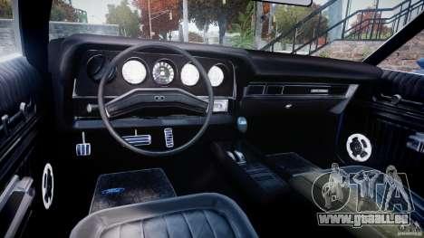 Ford Gran Torino 1975 für GTA 4 Rückansicht