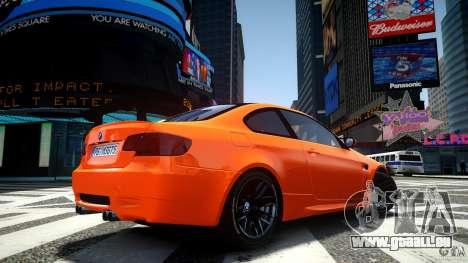 BMW M3 GT-S für GTA 4 hinten links Ansicht