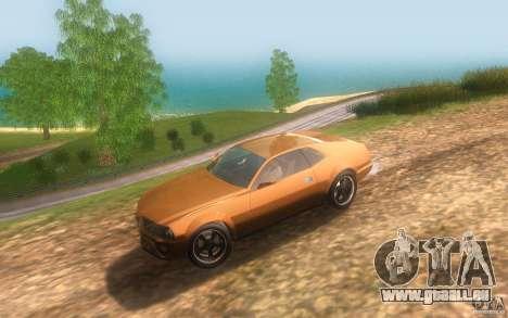 AMC Javelin 2010 für GTA San Andreas Innenansicht