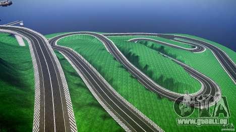 Drift Paradise V2 pour GTA 4 cinquième écran