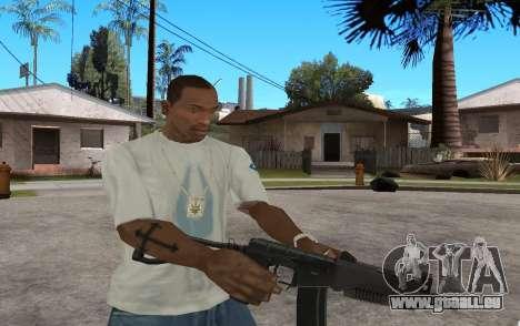 SR3M pour GTA San Andreas cinquième écran