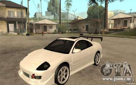 Mitsubishi Eclipse 2003 V1.5 pour GTA San Andreas