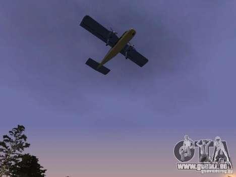 Konfigurieren von Timecyc für GTA San Andreas her Screenshot