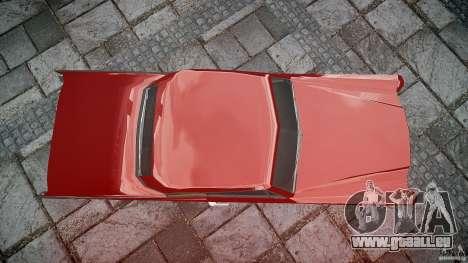 Cadillac De Ville v2 pour GTA 4 est un droit