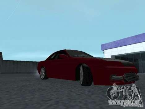 Nissan Skyline R32 Classic Drift für GTA San Andreas Rückansicht