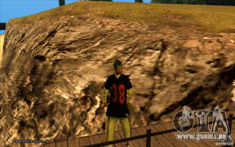 ENBSeries by MEdved für GTA San Andreas zweiten Screenshot