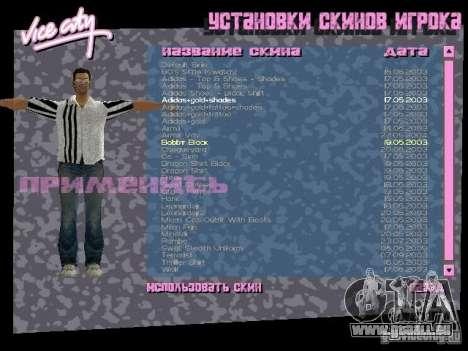 Pack von Skins für Tommy für GTA Vice City