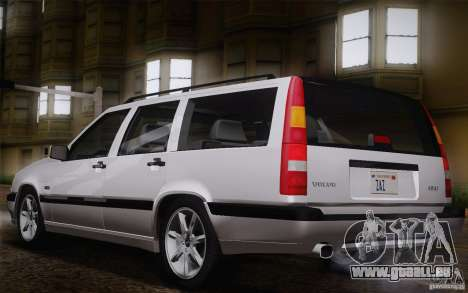 Volvo 850 Estate Turbo 1994 pour GTA San Andreas roue