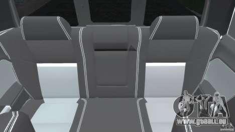 Dodge Ram 3500 2010 Monster Bigfut für GTA 4 Unteransicht