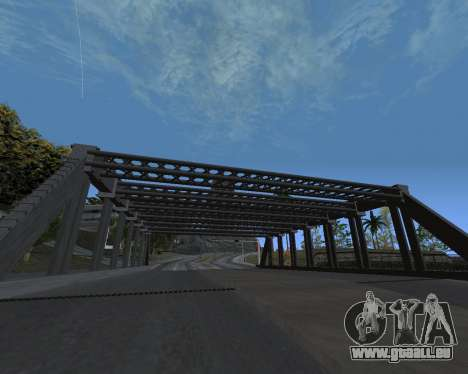 Brücke in LS für GTA San Andreas zweiten Screenshot