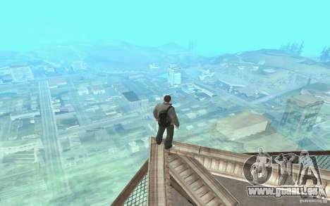 Animation von GTA IV für GTA San Andreas fünften Screenshot