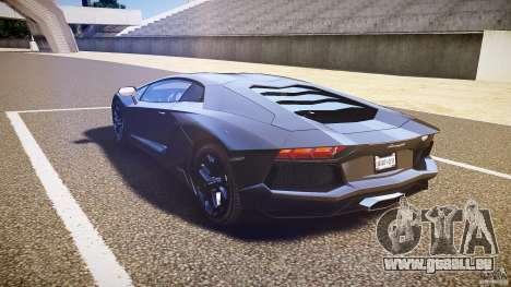 Lamborghini Aventador LP700-4 [EPM] 2012 für GTA 4 hinten links Ansicht