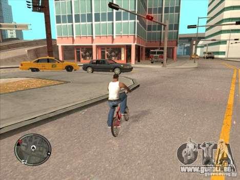 Addon à icônes pour GTA San Andreas troisième écran
