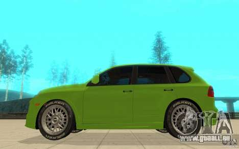 Wild Upgraded Your Cars (v1.0.0) für GTA San Andreas zweiten Screenshot