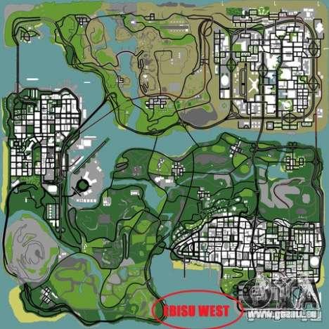 Ebisu West für GTA San Andreas sechsten Screenshot