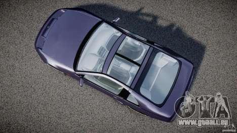 Nissan 300zx Fairlady Z32 pour GTA 4 Vue arrière