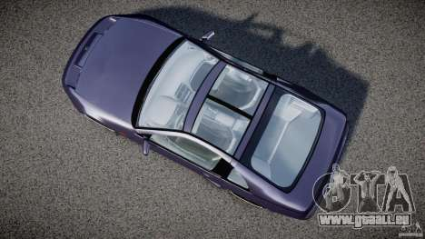 Nissan 300zx Fairlady Z32 für GTA 4 Rückansicht