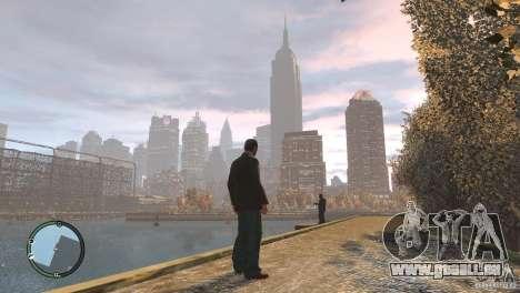 Realistische Grafik für GTA 4 Sekunden Bildschirm
