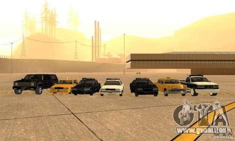 Autumn Mod v3.5Lite für GTA San Andreas