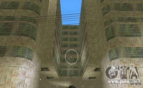 New Downtown: Hospital and scyscrap pour GTA Vice City le sixième écran