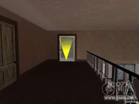 Geheime Wohnung für GTA San Andreas fünften Screenshot