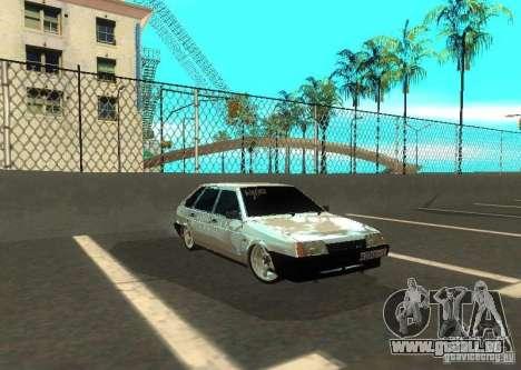 VAZ 2109 AK-47 für GTA San Andreas