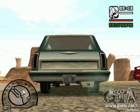 IV High Quality Lights Mod v2.2 für GTA San Andreas sechsten Screenshot