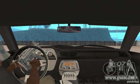 Dodge Challenger 2007 pour GTA San Andreas vue arrière