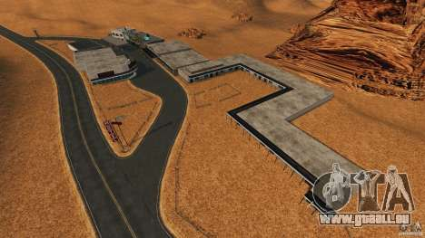Red Dead Desert 2012 pour GTA 4 cinquième écran