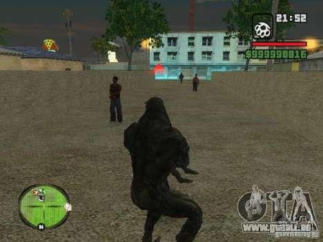 Bibliotekar pour GTA San Andreas sixième écran