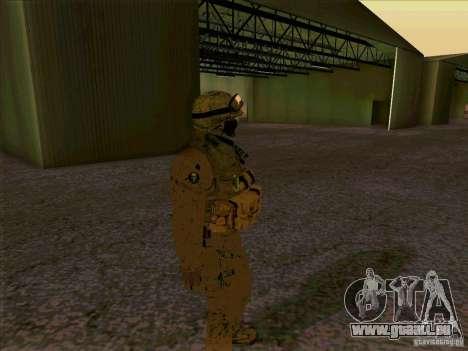 Morpeh américain pour GTA San Andreas quatrième écran
