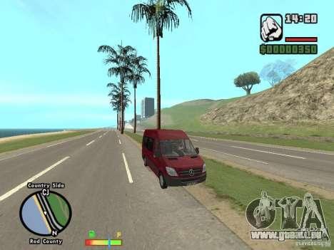 Mercedes-Benz 311 CDi pour GTA San Andreas