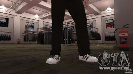 Adidas Superstar 80s pour GTA 4 secondes d'écran
