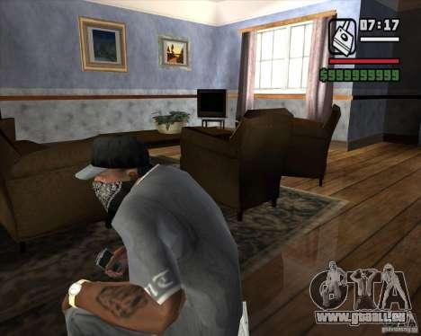 Detektor des S. t. A. l. k. e. R # 3 für GTA San Andreas zweiten Screenshot