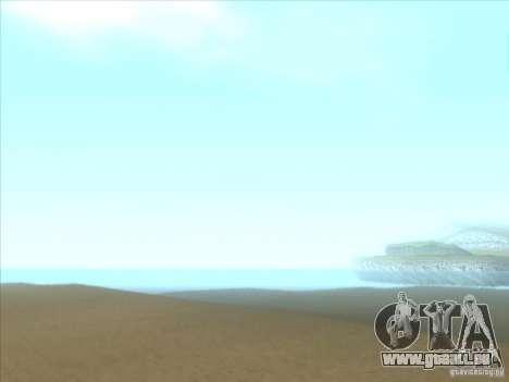 ENBSeries pour PC moyen et faible pour GTA San Andreas sixième écran