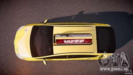 Toyota Prius NYC Taxi 2011 für GTA 4 rechte Ansicht