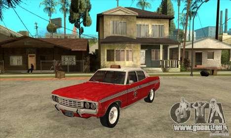 AMC Matador Taxi für GTA San Andreas