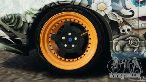 Toyota Soarer Drift für GTA 4 Innenansicht
