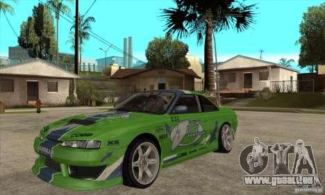 Nissan Silvia S14a JardinE Drift für GTA San Andreas