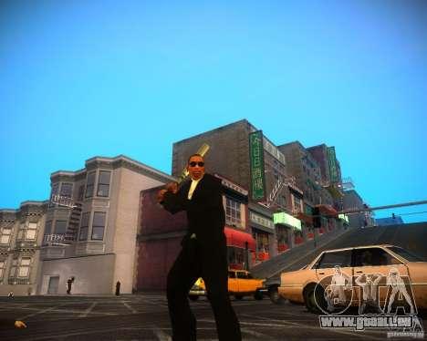 ENBSeries Realistic pour GTA San Andreas septième écran