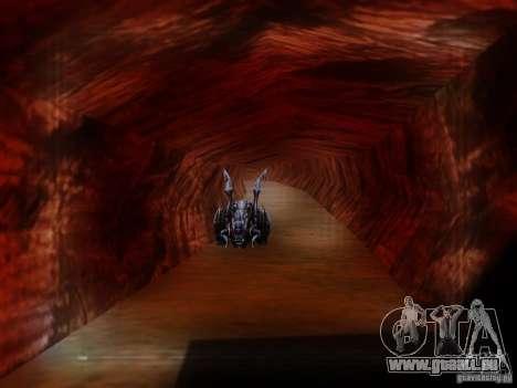 Dragon pour GTA San Andreas troisième écran