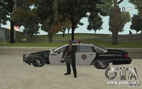 Animation von GTA IV V 2.0 für GTA San Andreas achten Screenshot