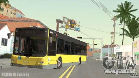 MAN Lion City pour GTA San Andreas