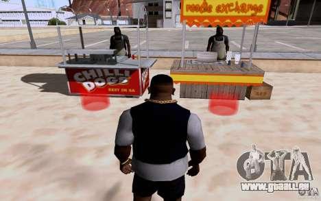 Reality Beach v2 pour GTA San Andreas neuvième écran
