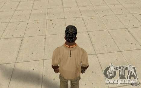 Bandana D12 pour GTA San Andreas deuxième écran