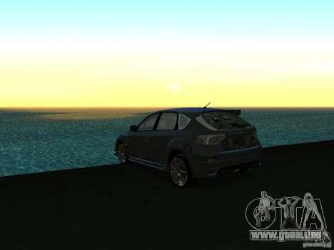 GFX Mod pour GTA San Andreas sixième écran