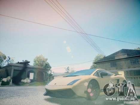 Hybrid ENB Series für GTA San Andreas dritten Screenshot