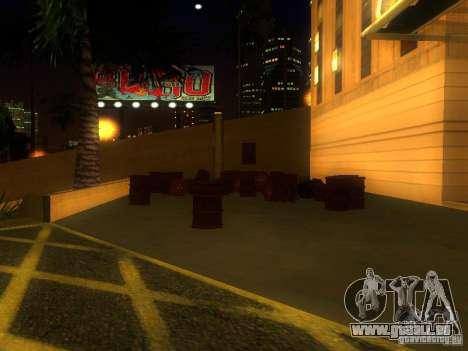 Bombe pour GTA San Andreas sixième écran